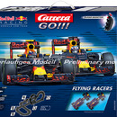 Carrera GO!!! Flying Racers Grundpackung / Set  Art.Nr. 20062426, 62426