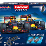 Carrera GO!!! Flying Racers Set / Grundpackung Art.Nr. 64426 / Verfügbar im Handel ab KW 27 (03. - 07.07.2017)