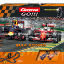 Carrera GO!!! Max Action Grundpackung / Set  Art.Nr. 20062429, 62429