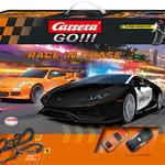 Carrera GO!!! Race´n Chase Set / Grundpackung Art.Nr. 62439 / Verfügbar im Handel ab KW 40 (02. - 06.10.2017)