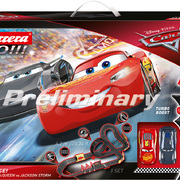 Carrera GO!!! Disney/Pixar Cars Let´s Race Grundpackung / Set Art.Nr. 62475 / 20062475