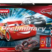 Carrera GO!!! Disney/Pixar Cars Speed Challenge Grundpackung / Set Art.Nr. 62476 / 20062476