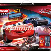 Carrera GO!!! Disney Pixar Cars Neon Nights Grundpackung / Set Art.Nr. 62477 / 20062477