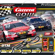 Carrera GO!!! DTM Power Grundpackung / Set Art.Nr. 62479 / 20062479