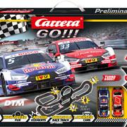 Carrera GO!!! DTM Master Class Grundpackung / Set Art.Nr. 62480 / 20062480