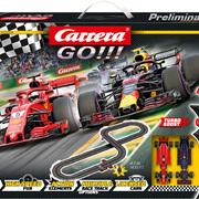 Carrera GO!!! Set Race to Win Grundpackung / Set Art.Nr. 62483 / 20062483