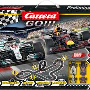 Carrera GO!!! Max Speed Grundpackung / Set Art.Nr. 62484 / 20062484
