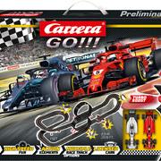 Carrera GO!!! No Limits Grundpackung / Set Art.Nr. 62485 / 20062485