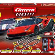 Carrera GO!!! High Speed Contest Grundpackung / Set Art.Nr. 62487 / 20062487