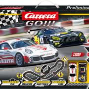 Carrera GO!!! Super Speeders Grundpackung / Set Art.Nr. 62488 / 20062488