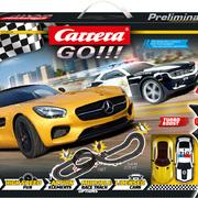 Carrera GO!!! Highway Action Grundpackung / Set Art.Nr. 62493 / 20062493