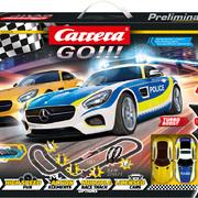 Carrera GO!!! Super Pursuit Grundpackung / Set Art.Nr. 62494 / 20062494