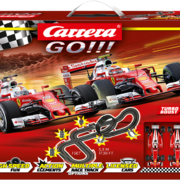Carrera GO!!! Ferrari Race Spirit Set / Grundpackung 62488 Art.Nr. 62505 / 20062505