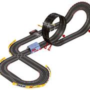 Carrera GO!!! Rennbahn Disney/Pixar Cars Rocket Racer LED Set / Grundpackung 62518