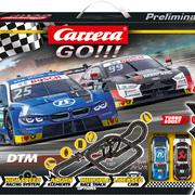 Carrera GO!!! Rennbahn DTM Race Up! Set / Grundpackung 62520