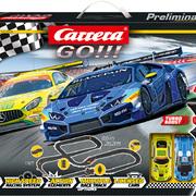 Carrera GO!!! Rennbahn Victory Lane Set / Grundpackung 62522