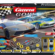 Carrera GO!!! Rennbahn Cach Me Set / Grundpackung 62527
