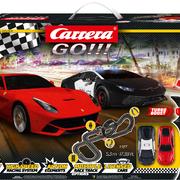 Carrera GO!!! Rennbahn Autorennbahn Speed 'n Chase Set / Grundpackung 62534