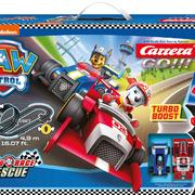 Carrera GO!!! Rennbahn Autorennbahn PAW Patrol - Ready Race Rescue Set / Grundpackung 62535