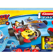 My 1. First Carrera Mickey and the Roadster Racers Set / Grundpackung Art.Nr. 63029 / 20063029