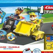 My 1. First Carrera Paw Patrol On a Roll Set / Grundpackung 63034