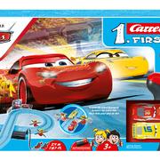 My 1. First Carrera Rennbahn Autorennbahn Disney Pixar Cars - Race of Friends Set / Grundpackung 63037