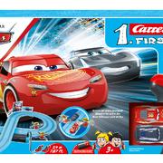 My 1. First Carrera Rennbahn Autorennbahn Disney Pixar Cars - Power Duell Set / Grundpackung 63038
