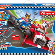 Carrera GO!!! Battery Rennbahn Paw Patrol - Ready, Race & Rescue Set / Grundpackung 63514