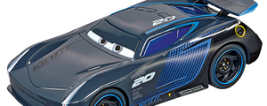 Carrera GO!!! / GO!!! Plus Disney Pixar Cars 3 Jackson Storm Art.Nr. 64084