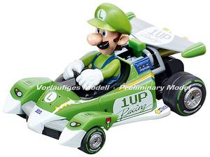 Carrera GO!!! / GO!!! Plus Nintendo Mario Kart Circuit Special Luigi Art.Nr. 64093