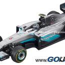 Carrera GO!!! / GO!!! Plus Mercedes AMG Petronas F1 W07 Hybrid N.Rosberg Nr.6 Art.Nr. 20064096, 64096