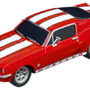 Carrera GO!!! / GO!!! Plus Ford Mustang ?67 Racing Red Art.Nr. 20064120, 64120