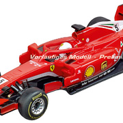 Carrera Digital 143 Plus Ferrari SF71H S. Vettel Nr.5 Art.Nr. 41415 / 20041415