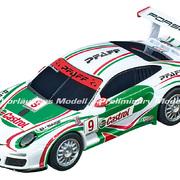 Carrera GO!!! / GO!!! Plus Porsche GT3 Pfaff Racing Nr.9 Art.Nr. 64138 / 20064138
