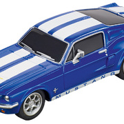 Carrera GO!!! / GO!!! Plus Ford Mustang ´67 Racing Blue Art.Nr. 64146 / 20064146