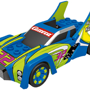 Carrera GO!!! / GO!!! Plus Auto Build n Race - Race Car blue 64181