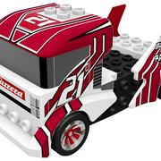 Carrera GO!!! / GO!!! Plus Auto Build n Race - Race Truck white 64191