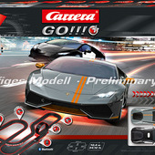 Carrera GO!!! Plus Night Chase Grundpackung / Set Art.Nr. 20066004, 66004