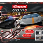 Carrera GO!!! Plus Night Chase Set / Grundpackung Art.Nr. 66004 / Verfügbar im Handel ab KW 33 (14. - 18.08.2017)