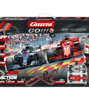 Carrera GO!!!+ Plus Keep on Racing Set / Grundpackung 66010