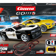 Carrera GO!!!+ Plus Police Chase Grundpackung / Set Art.Nr. 66011 / 20066011