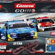 Carrera GO!!!+ Plus Rennbahn Autorennbahn Start the Race Set / Grundpackung 66013