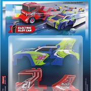 Carrera GO!!! Startpaket Build 'n Race - Karosserien Body Pack 71601