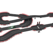 Carrera Digital 124 Gaisbergrennenset 2019 Strecke