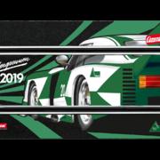 Carrera Digital 124 Gaisbergrennenset 2019 Sonderschiene