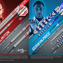 Red Dragon Dart Prospekt 2019 Dart Collection Launch 28.12.2018 Katalog Seite 29 / 2019
