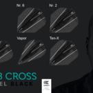 Target Rob Cross Voltage Pro Ultra Black Pixel Dart Flight Design 2019