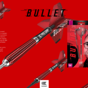 Target Steel & Soft Darts SWISS Point Stephen Bunting The Bullet Gen 4 Generation 4 90% Tungsten 2021