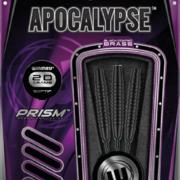 Winmau Soft Darts Apocalypse Brass Messing Softtip Dart Softdart 2019 / 2020 20 g Modell B Art.Nr. 550.2218-20