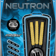 Winmau Soft Darts Neutron Brass Messing Softtip Dart Softdart 2019 / 2020 20 g Modell A Art.Nr. 550.2219-20